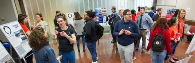 poster presentations at 2019 beyond and back event