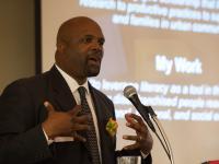 Keynote Dr. Jevon Hunter