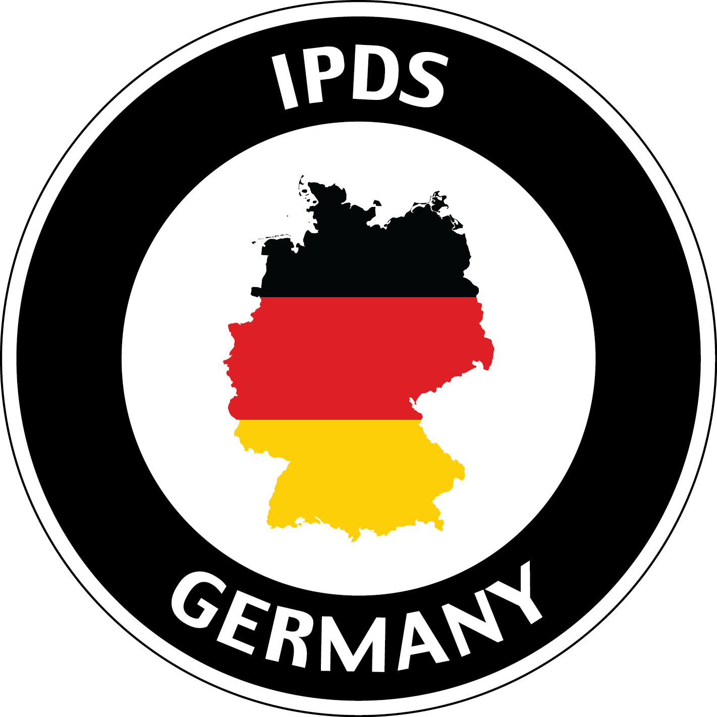 IPDS Germany icon with country and flag