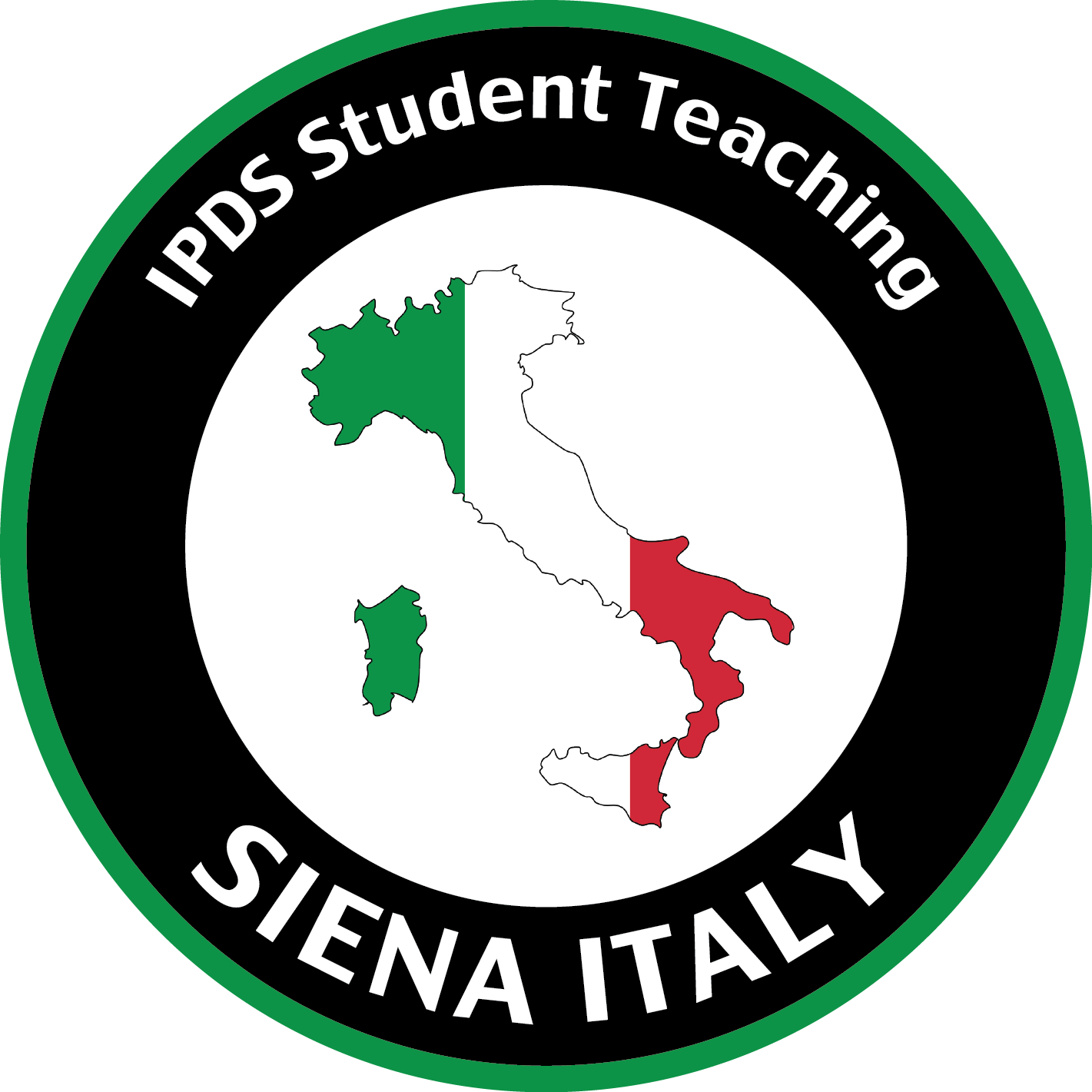 IPDS Italy student teaching icon with country and flag
